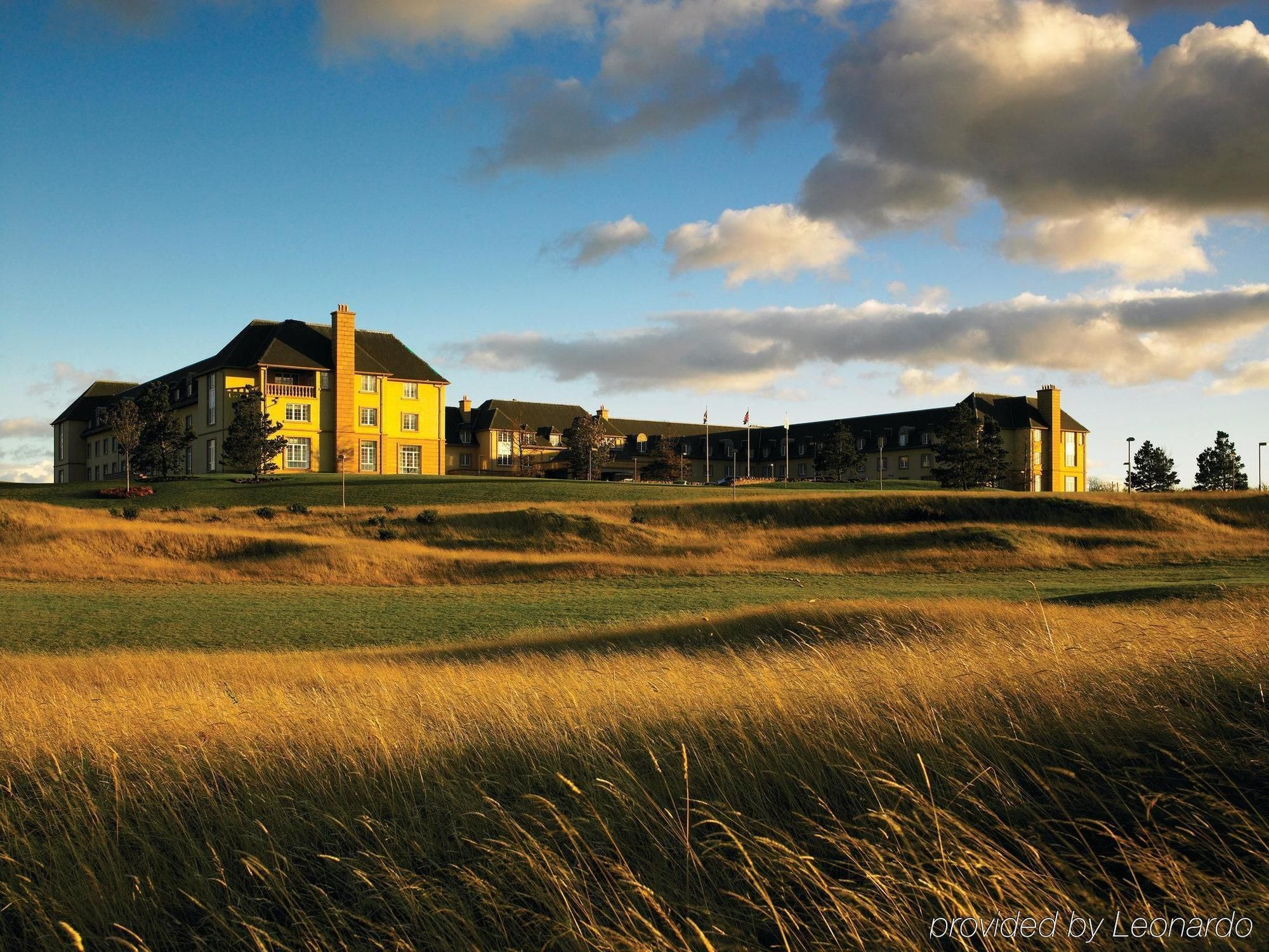 Our Work At Fairmont St Andrews