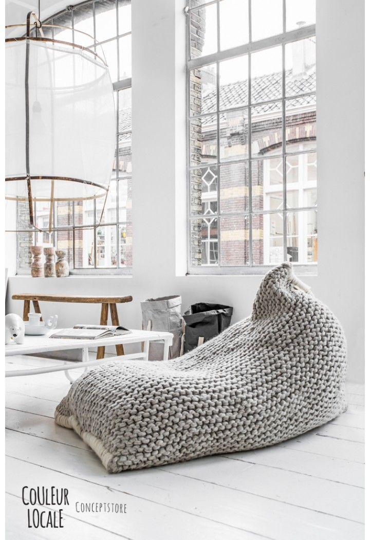 Zitzak Zila Lila.Zila Lila Nest Zitzak Bean Bag Chair Interior Furniture