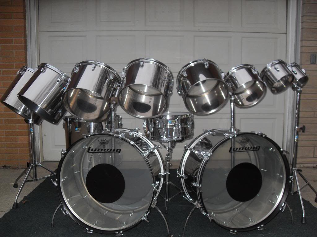 octa plus drums drummers in 2019 diy drums pearl drums drums. Black Bedroom Furniture Sets. Home Design Ideas