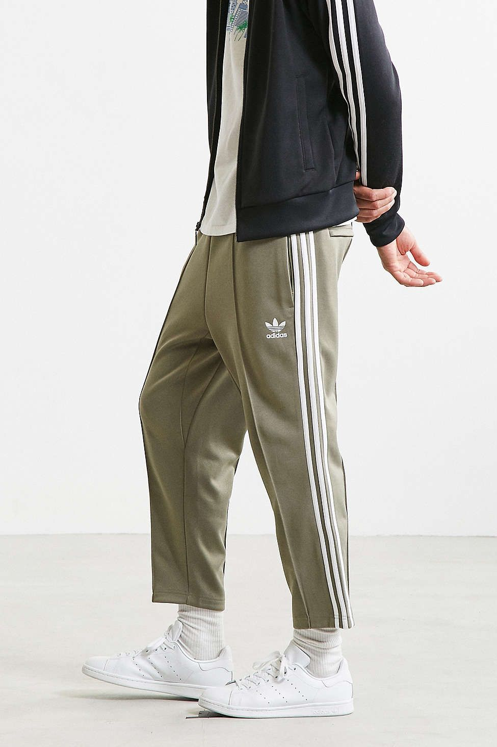 best website 7d067 b1922 adidas Superstar Relaxed Cropped Track Pant | Steeze ...