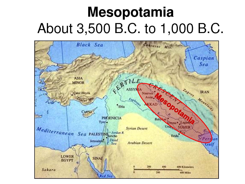 Mesopotamia Bc