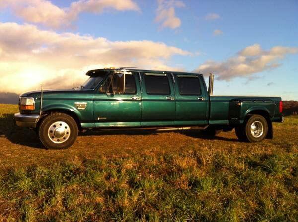 6 Door Dually Power Stroke Ford Trucks New Trucks Cool Trucks
