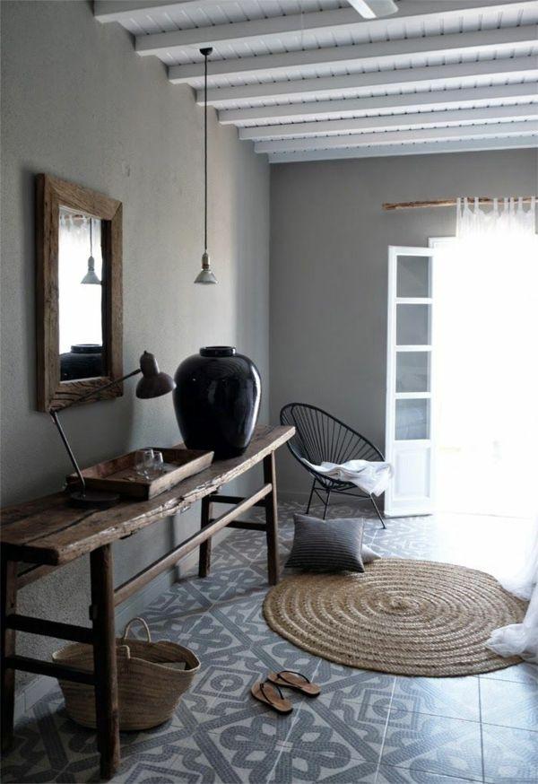 das wohnzimmer rustikal einrichten ist der landhausstil angesagt garden pinterest. Black Bedroom Furniture Sets. Home Design Ideas