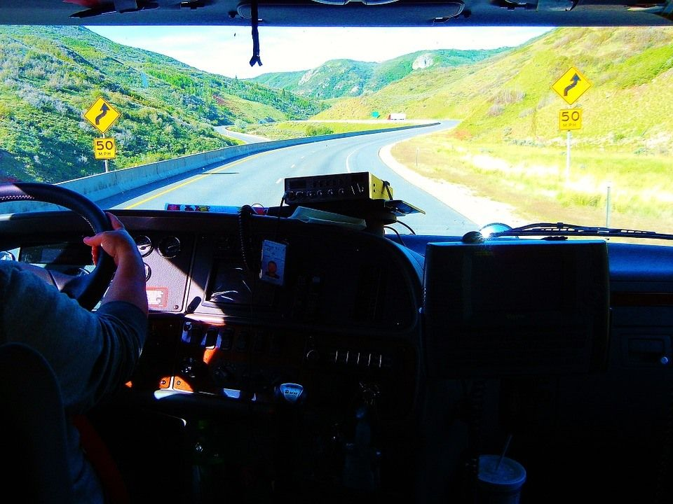 5 Tips For Truck Drivers To Make Drives More Enjoyable Truck