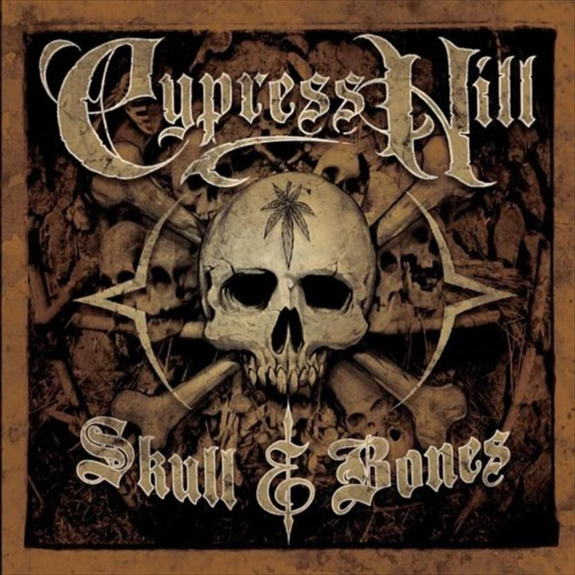 Skull Bones Is The Fifth Studio Album By Rap Group Cypress Hill Released On April Divided Into Two A Hip Hop Disc And