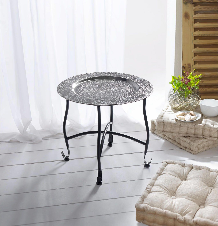 Beistelltisch In Metall Vintage Beistelltische Beistelltisch Tisch
