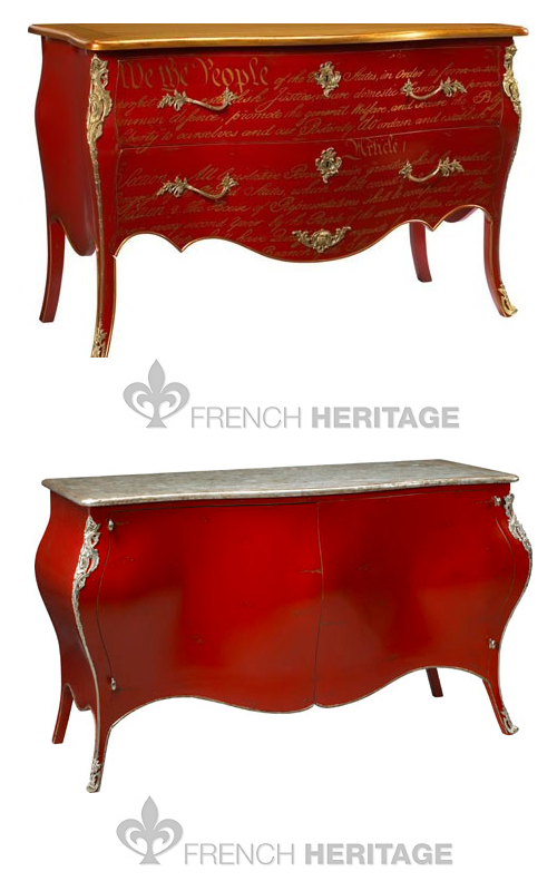 Breathtaking French Furniture, By French Heritage     Tags:  French Painted Furn...  #breathtaking #french #furniture #heritage #painted