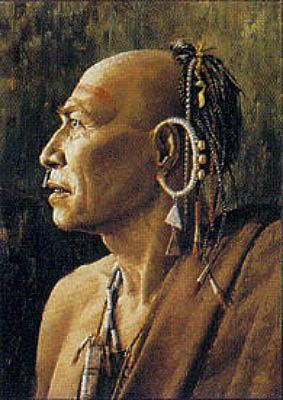 War Chief Of The Mohawk - Robert Griffing
