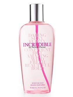 Incredible by Victoria's Secret Scented Body Mist