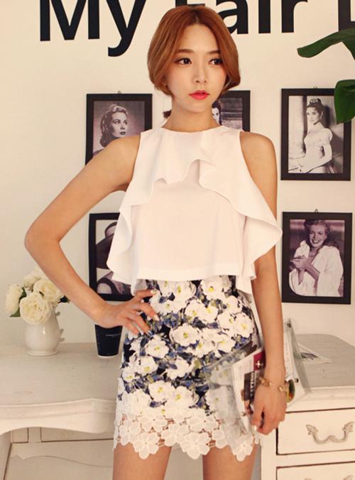abb37554a5 Korean Women's Fashion: Dabagirl   quần áo   Pinterest   Korean ...