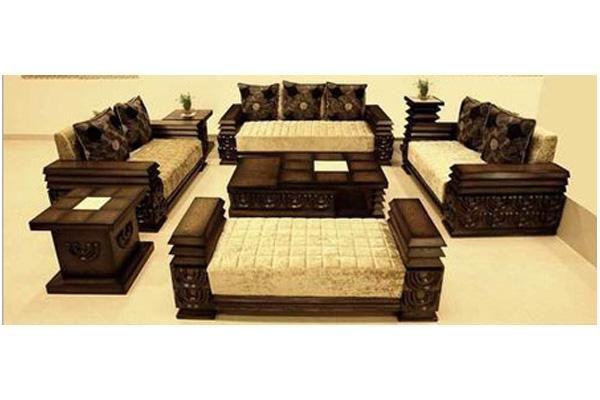 Wooden Designer Sofa Set Home Decor Home Decor Furniture