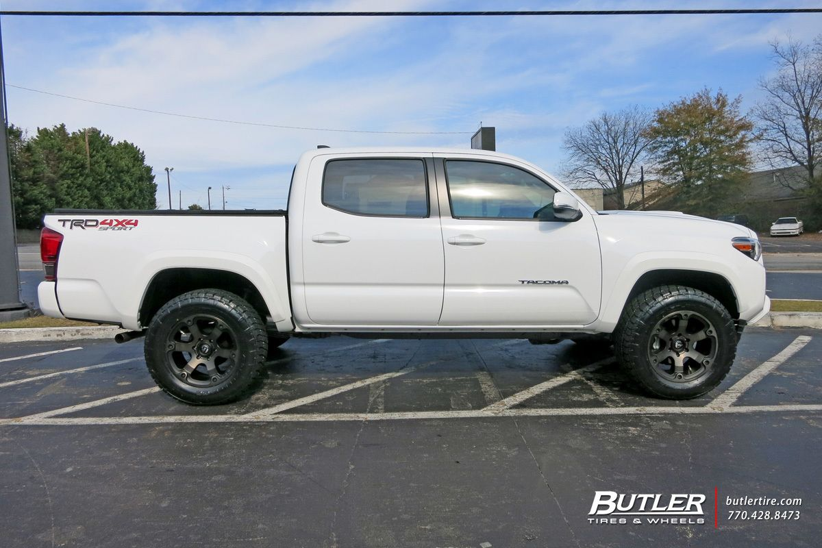 tag a tire wheel wheels toyota tacoma rent