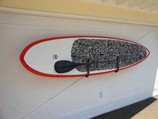 Paradise Stand Up Paddle Board Rack