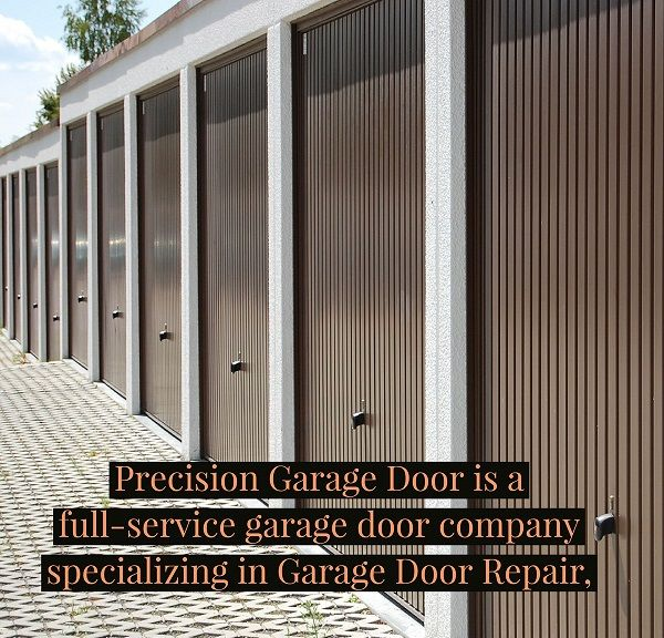 Precision Garage Door Service Atlanta Georgia Is A Full Service