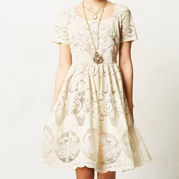 Plenty by Tracy Reese Dresses & Skirts - Anthropologie Lace Dress
