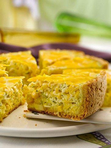 Essen Aluminio S.A.| Recetas » | Tortilla de verduras