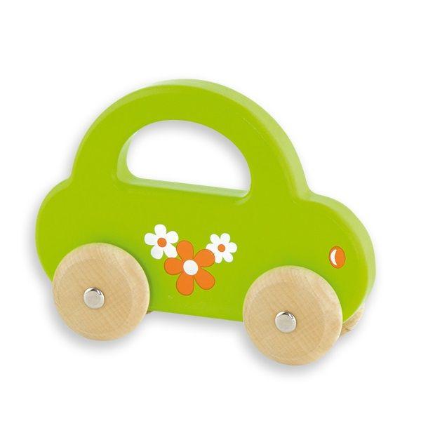 Coche de madera para su beb un juguete seguro y muy f cil para jugar en la primera infancia - Seguro de coche para 6 meses ...