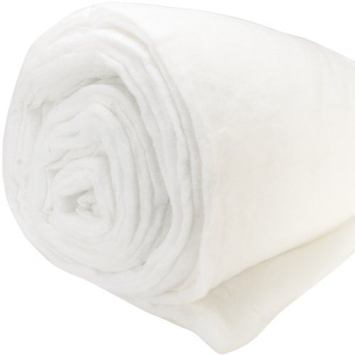 "{Quick and Easy Gift Ideas from the USA}  Polyester Batting Medium To High Loft 12oz Per Yard-Double Rolled 100""X25 Yards http://welikedthis.com/polyester-batting-medium-to-high-loft-12oz-per-yard-double-rolled-100x25-yards #gifts #giftideas #welikedthisusa"