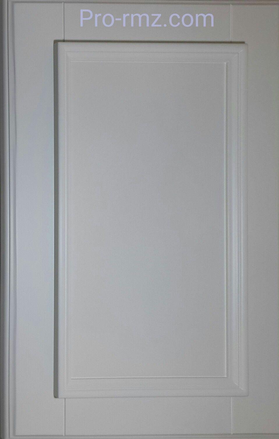 Simi solid matt white | kitchen cabinets door(solid) | Pinterest