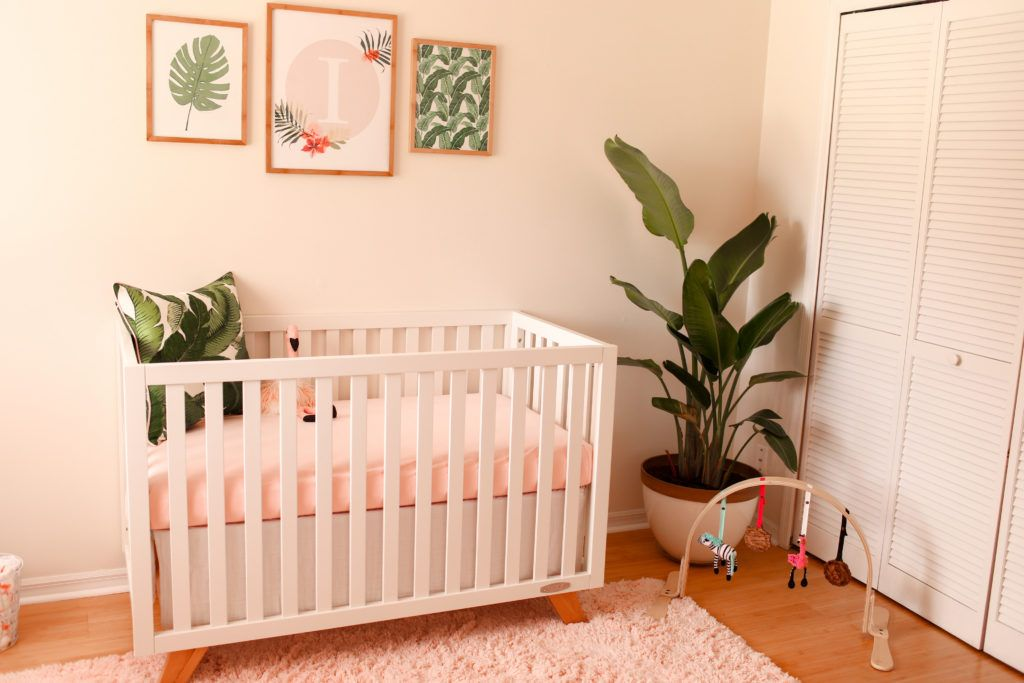 Tropical Girl Nursery - Project Nursery