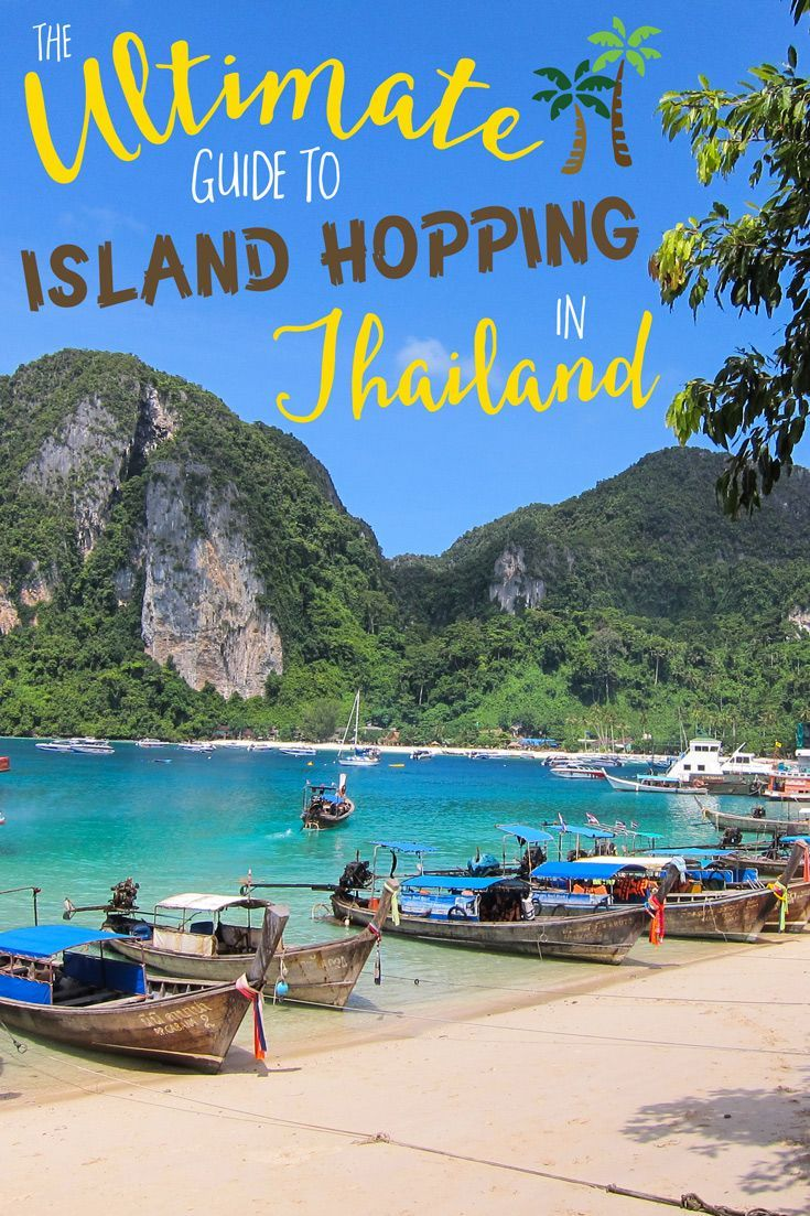 The Ultimate Guide To Island Hopping In Thailand  Culture -3338