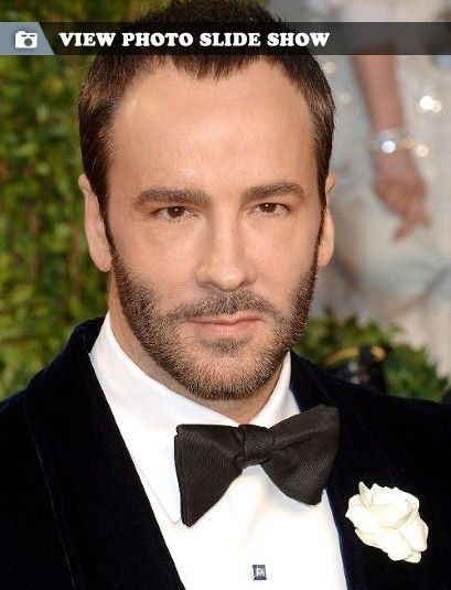 Tom Ford Net Worth Tom Ford Gentleman American Fashion Designers