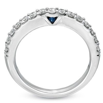 explore diamond anniversary bands and more vera wang - Vera Wang Wedding Ring