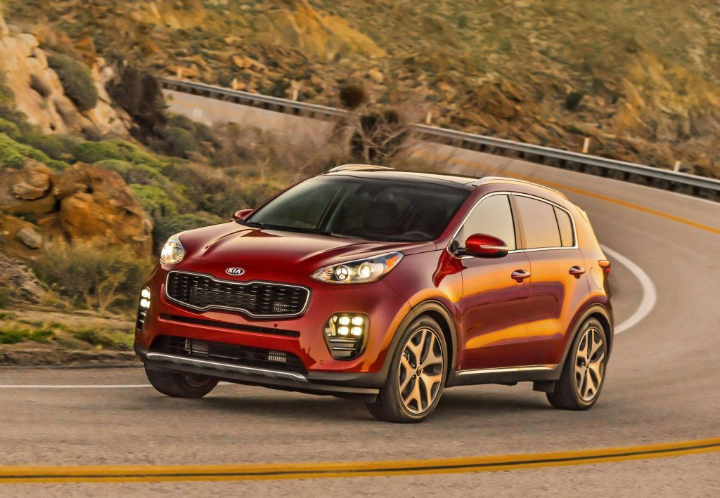 New 2019 Kia Sportspace New Engine Cars Review 2019