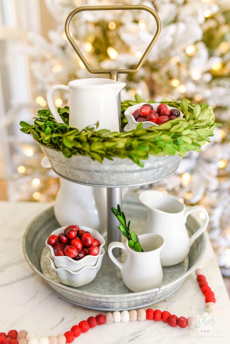How to Set an Informal Table: 12 Days of Christmas Table Setting ...