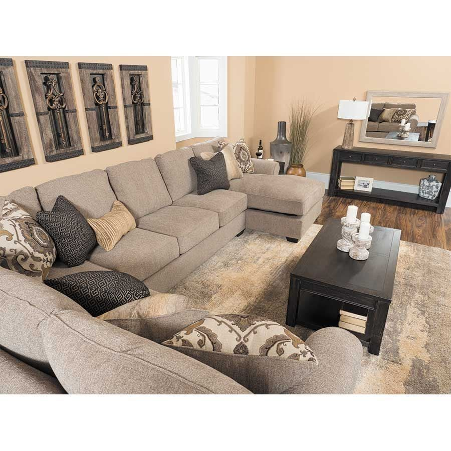 Best Pantomine 4 Piece Sectional With Raf Chaise In 2020 400 x 300