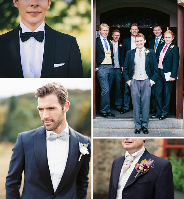 Groomswear options | Groom style, Grooms and Wedding venue decorations