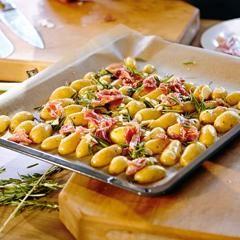 Rosmarin-Kartoffeln #kartoffeleckenbackofen