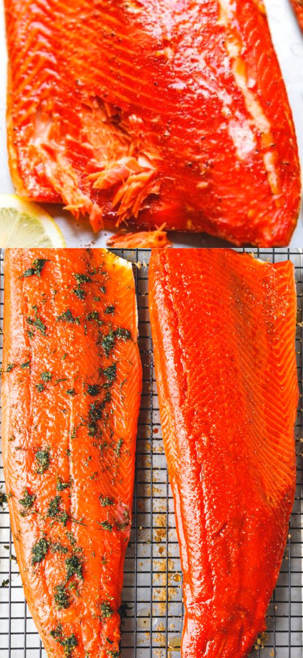 The Best Hot Smoked Salmon Smoked Salmon Recipes Salmon Recipes Smoked Salmon