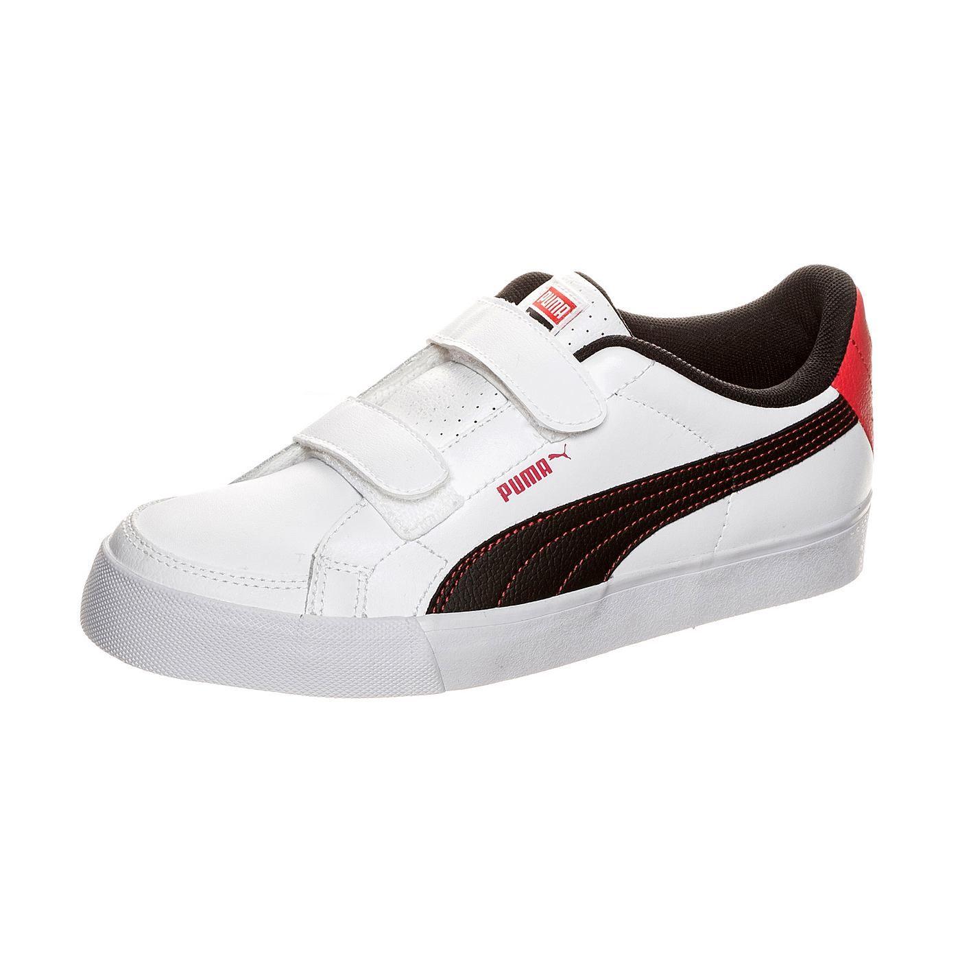 Nike Schuhe für Jungen aus Kunstleder mit Klettverschluss