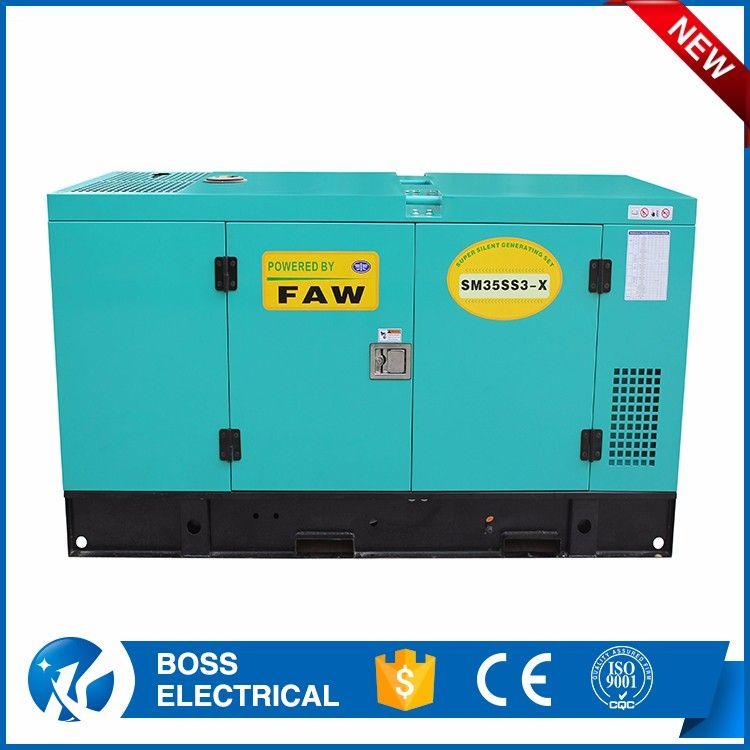 Fawde Xichai 200kva 250kva Diesel Generator Set Price Electricity Diesel Generators Alternator
