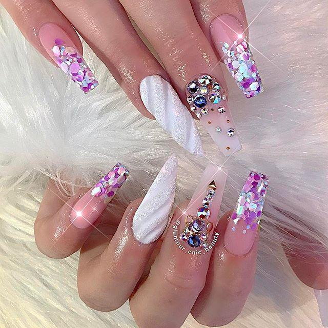 Pin de Anjelica Pacheco en Nails | Pinterest | Diseños de uñas, Arte ...