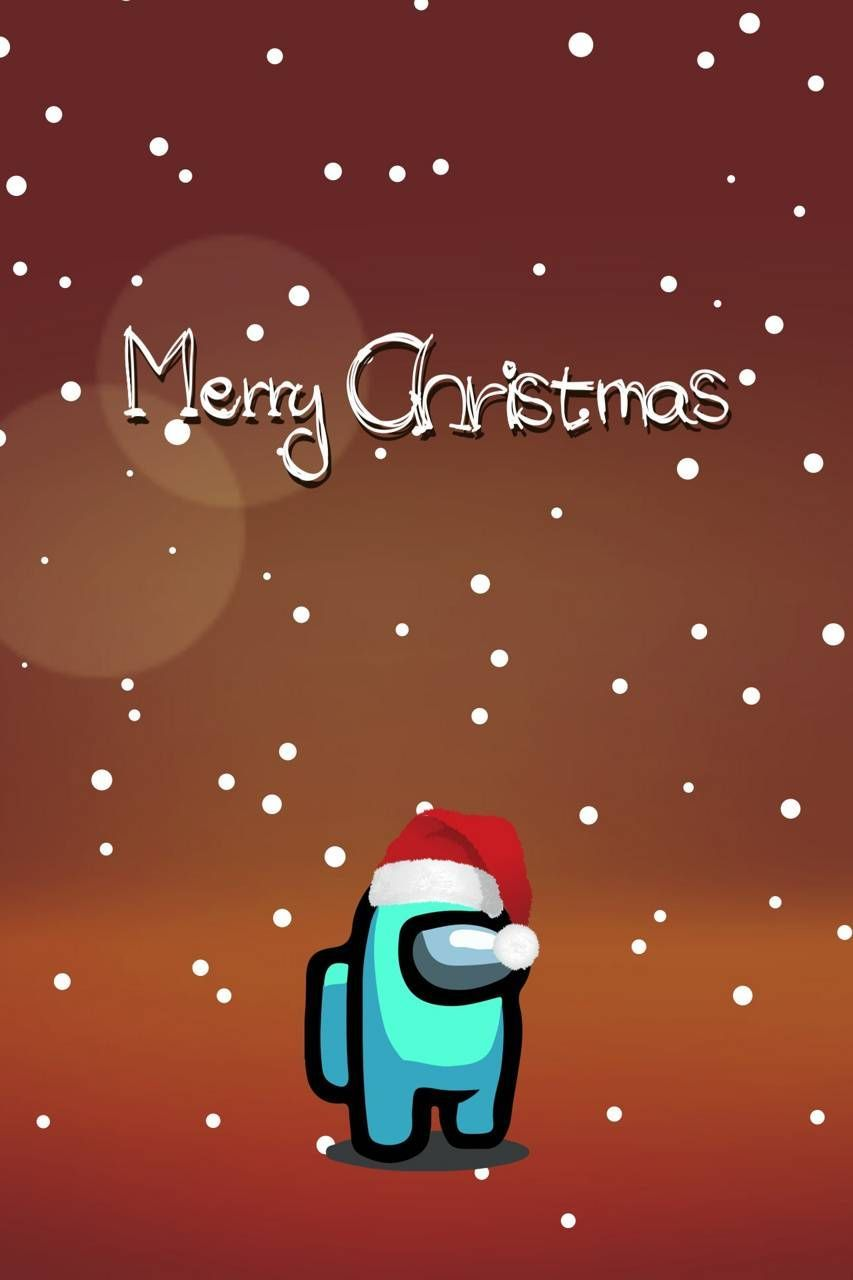 Among Us Christmas Wallpaper For Mobile Phone Tablet Desktop Computer And Other Devices Hd And 4k Wallpapers Christmas Wallpaper Avengers Wallpaper Wallpaper