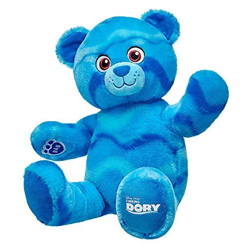 build a bear finding dory plush ocean bear build a bear finding