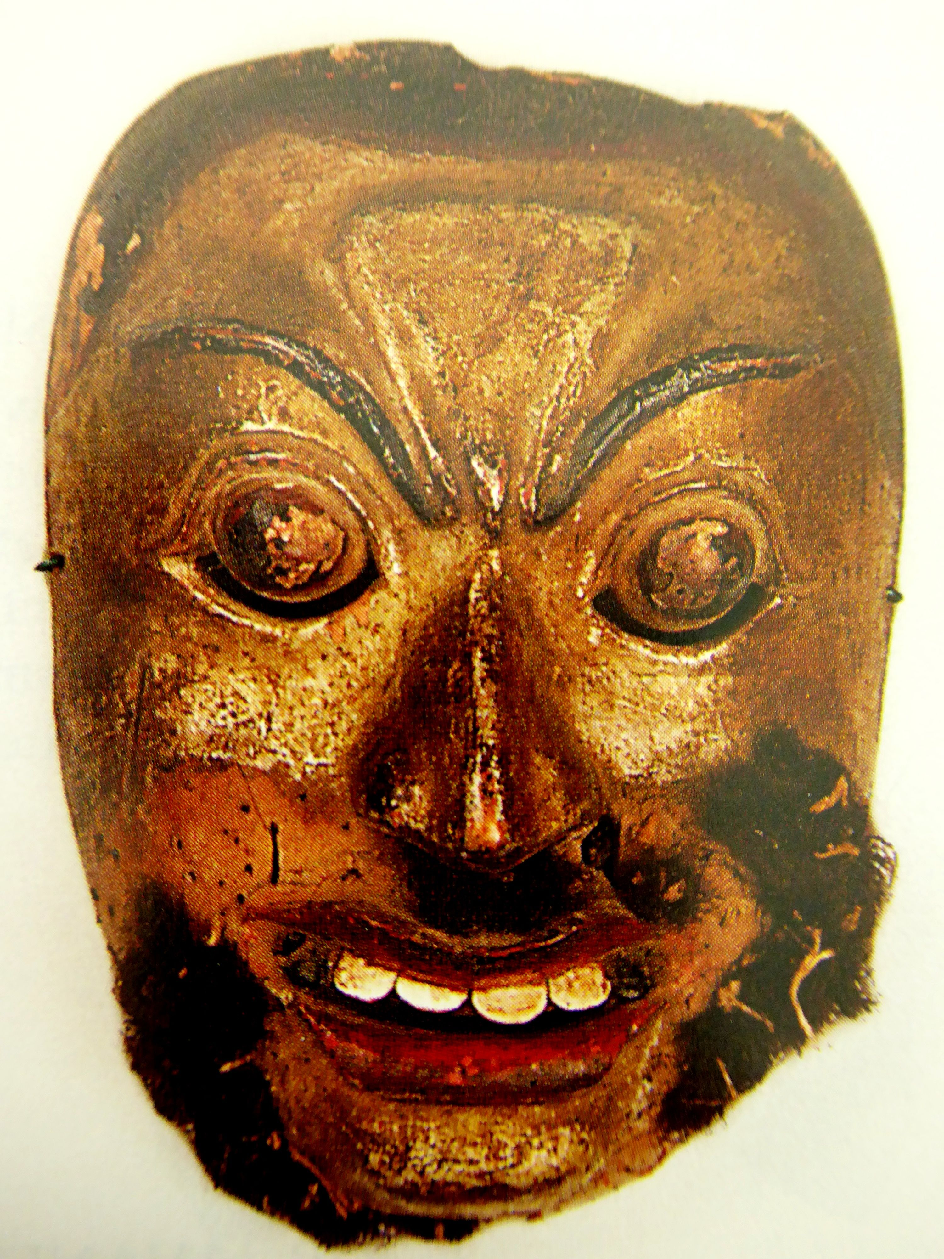 Pin by thecollectorsbag on Antique Indonesian Masks Mask