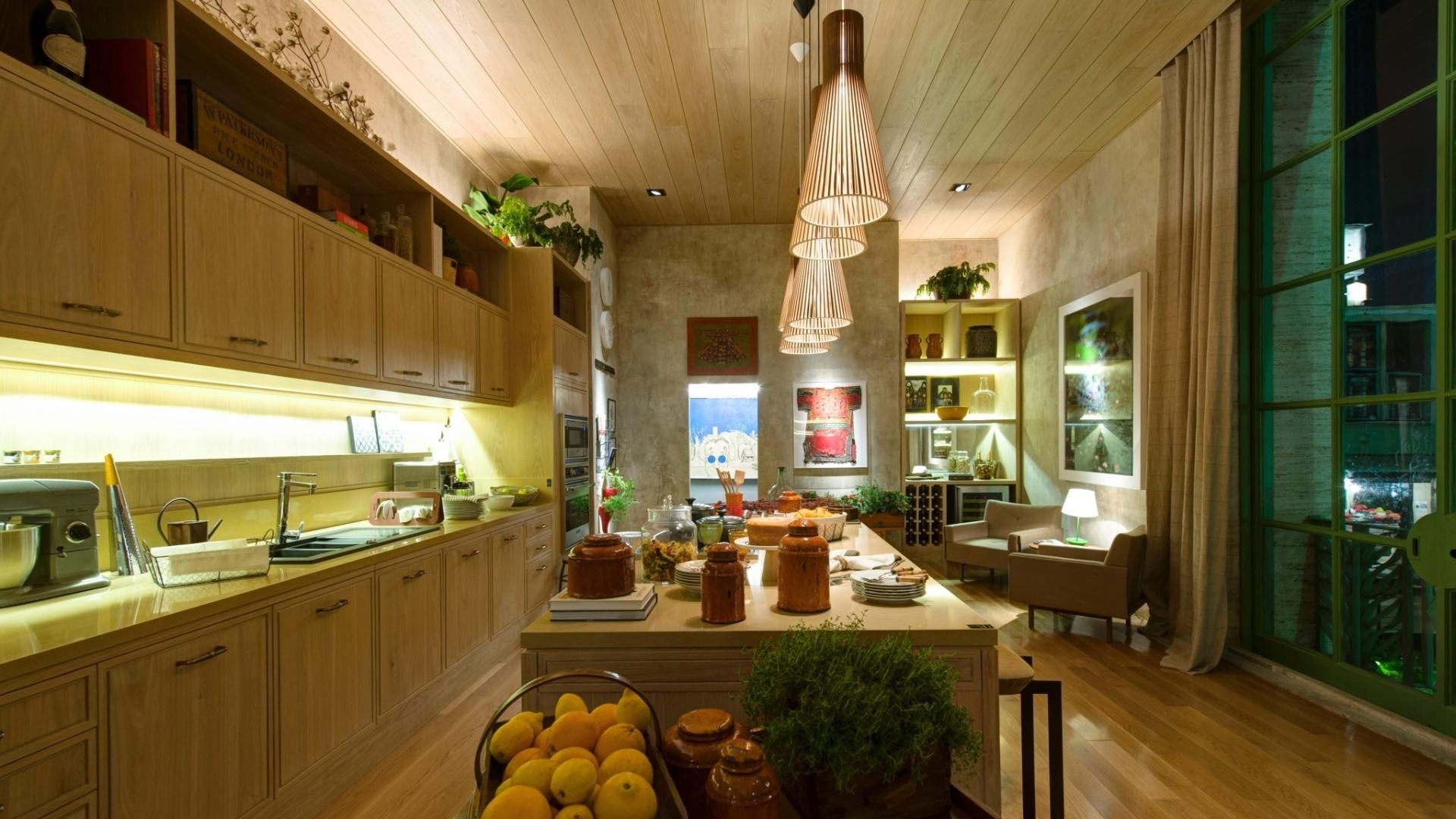 Hermosa Diseño De La Cocina En Ri Embellecimiento - Como Decorar la ...