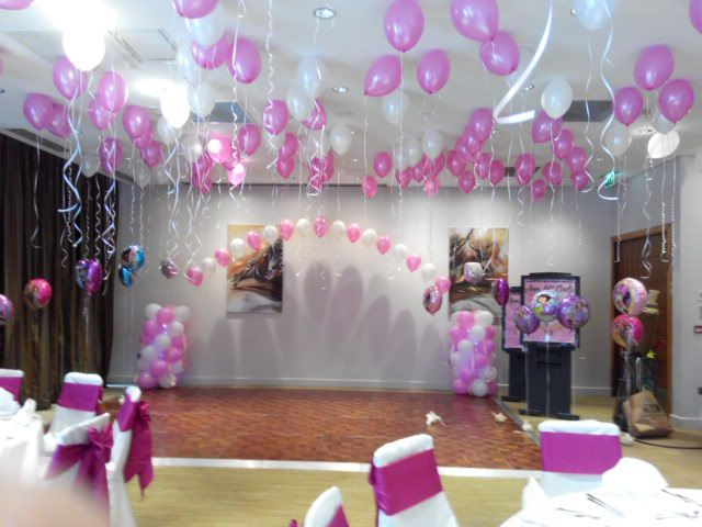 Communion party decoration by CelebrateIt at Absolute Hotel Limerick