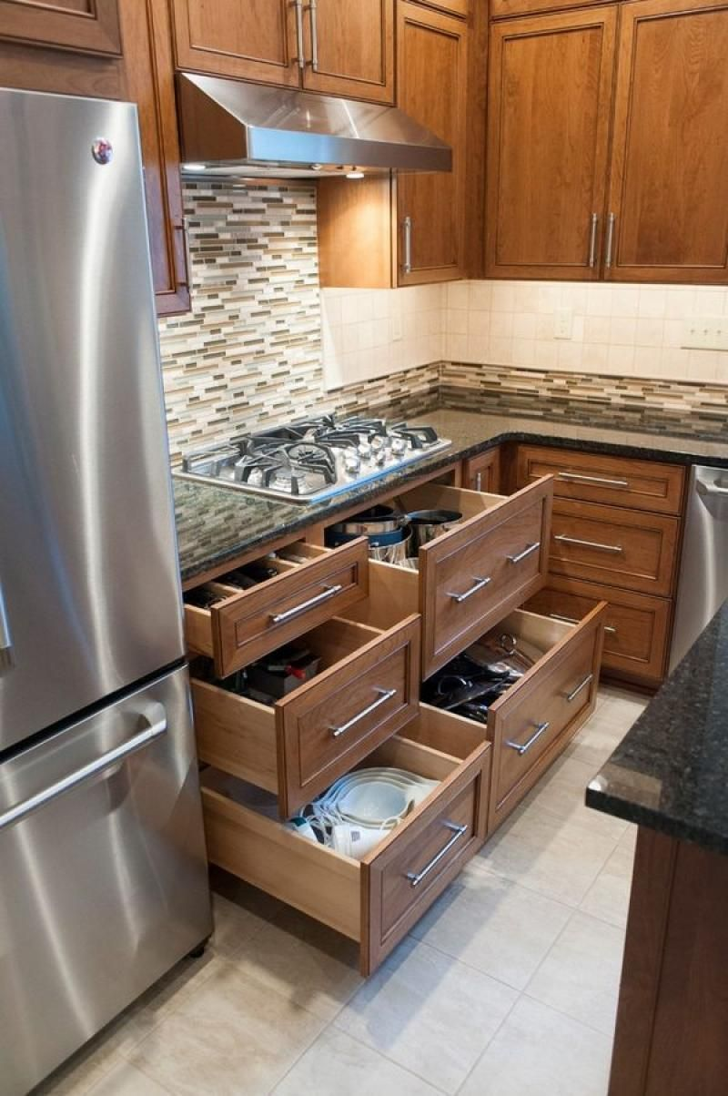 Uba Tuba Granite Backsplash Ideas Part - 32: Uba-Tuba-granite-countertops-glass-tile-backsplash-stainless-