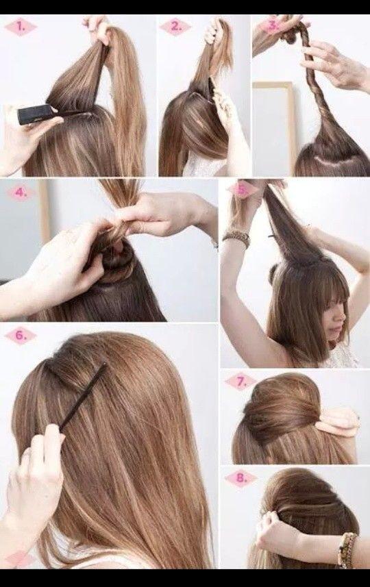 pin by sarah chavez on hair   disco hair, bump hairstyles