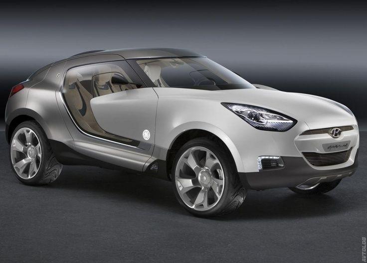 2007 Hyundai Qarmaq Concept Voici Quelques Modles Spciaux De