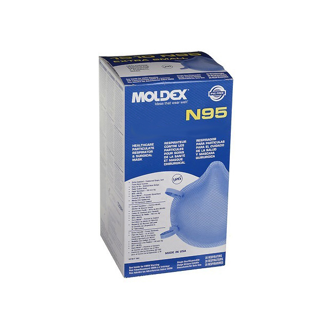 Image for N95 1500 Series Particulate Respirator and