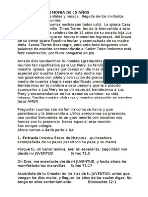 manual del ministro para ceremonias pdf
