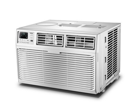 Tcl 6 000 Btu Window Air Conditioner White With Images Window Air Conditioner Window Air Conditioners Air Conditioner