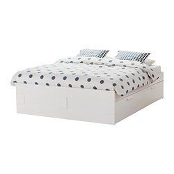 Mobili E Accessori Per L Arredamento Della Casa Bed Frame With Storage Bed Frame Brimnes Bed