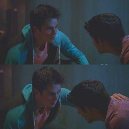 Teen Wolf - Stiles and Scott