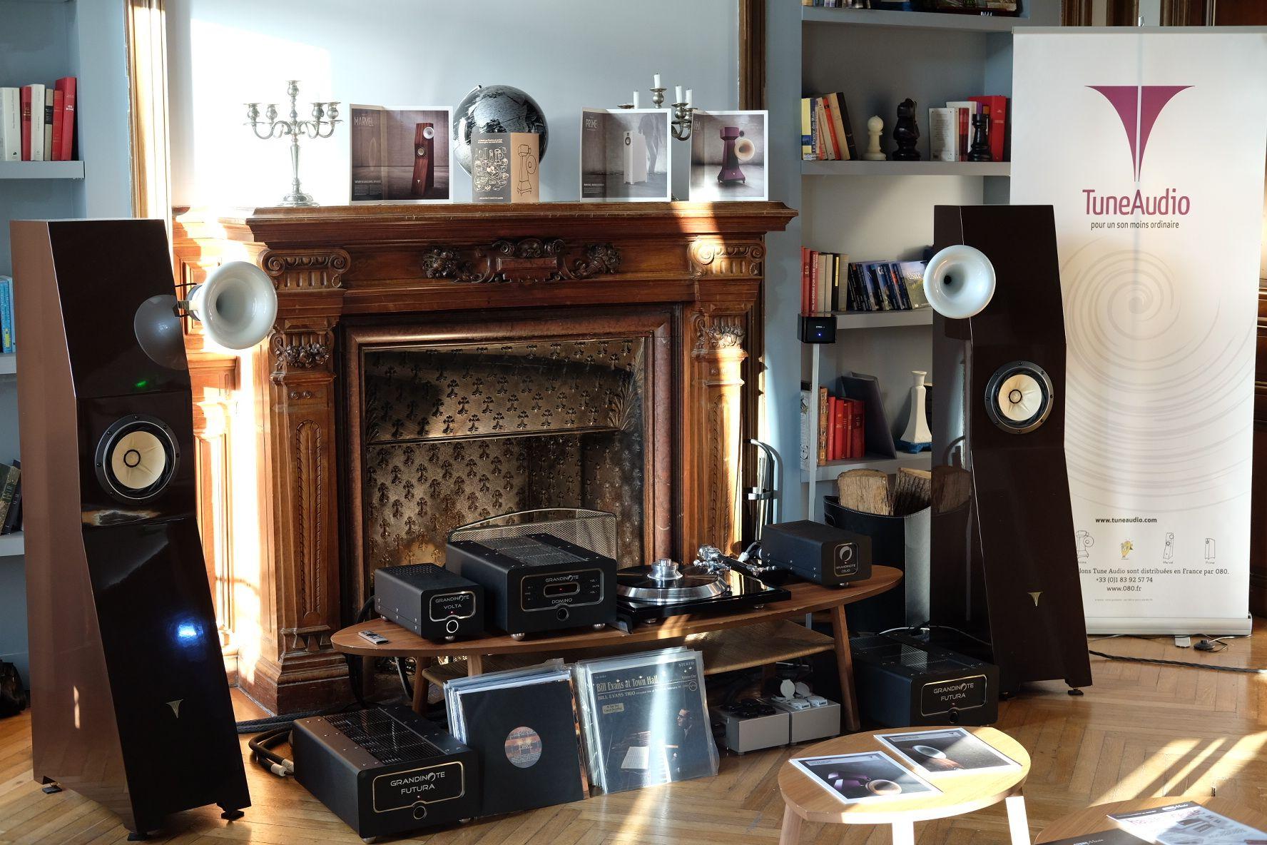 Loudspeaker Tune Audio Marvel Amplification Grandinote Sources